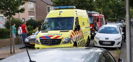 Man gewond na keukenbrand in Oss, forse schade in woning