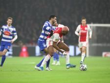 LIVE | De Jong opent voor Ajax de score tegen Spakenburg