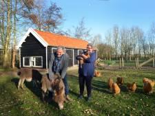 Iedere dag een feestje op zorgboerderij Bouwlust