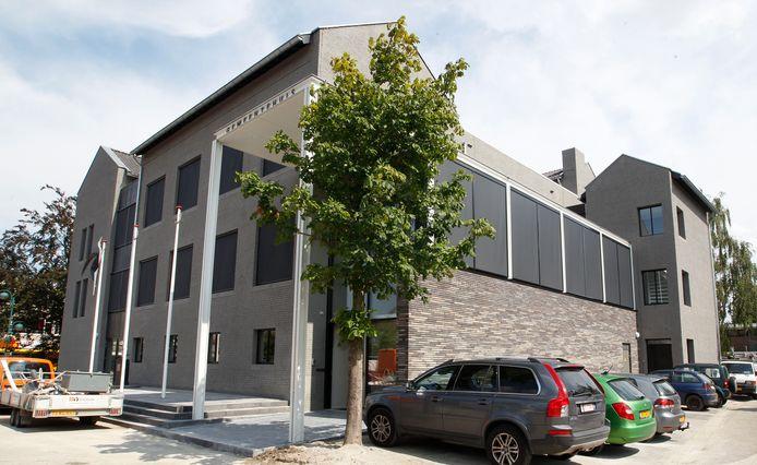 Het gemeentehuis van Cranendonck (archieffoto).