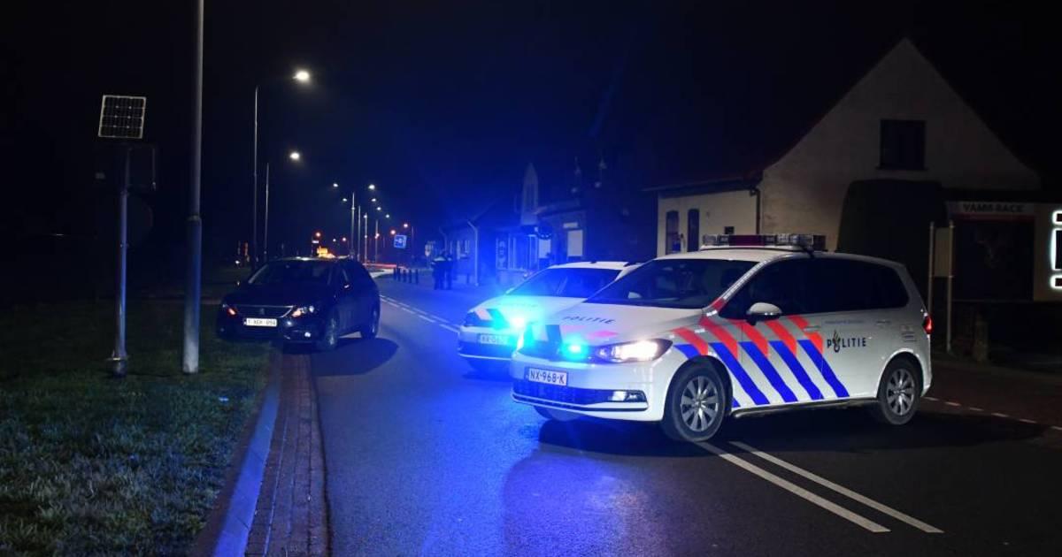 Gentsevaart afgesloten na ernstig ongeluk in Kapellebrug.