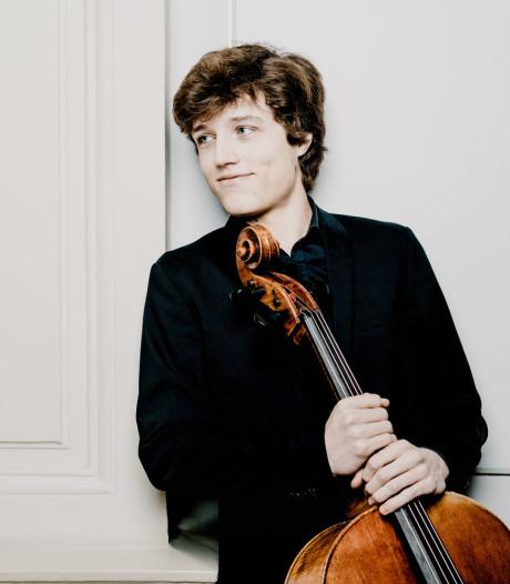 Bekroonde cellist Alexander Warenberg speelt in zijn geboortestad