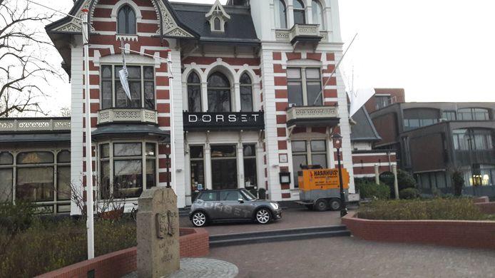 Restaurant Dorset aan de Grotestraat in Borne.