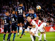 Concept-programma eredivisie: Vitesse start thuis tegen Ajax