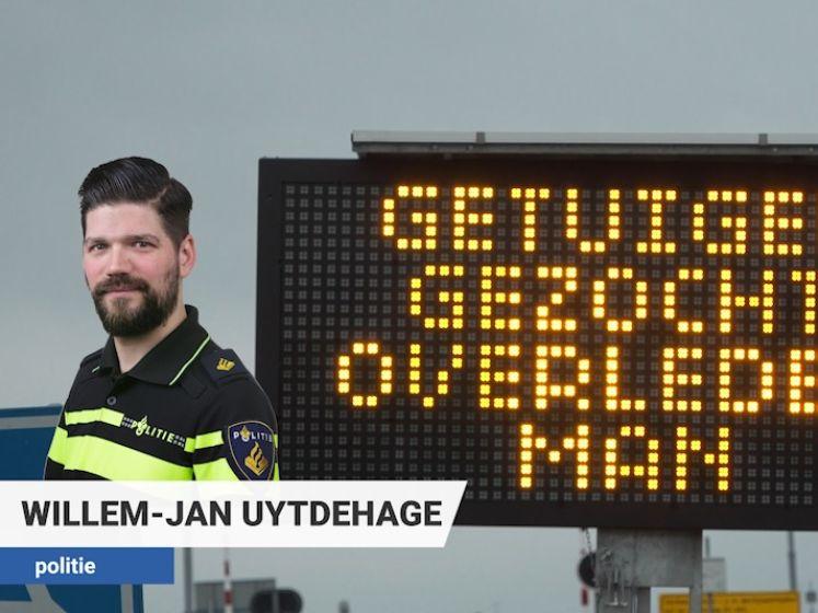 Aantal tips over dode man op Oesterdam blijft steken op 10