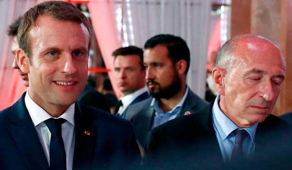 Macron onder vuur vanwege voormalige lijfwacht