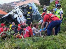 'Chauffeur tragedie Madeira probeerde de bus nog af te remmen'