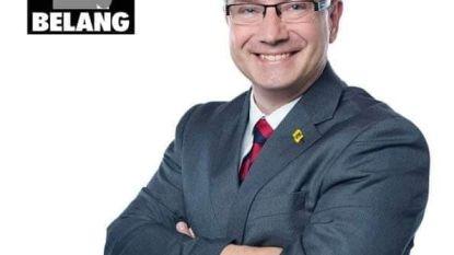 Eerste reactie van Vlaams Belanger Steve Herman