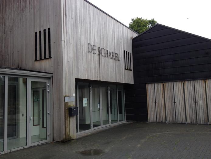 Ook het wijkgebouw De Schakel in Wijbosch behoort straks tot het maatschappelijk vastgoed van Meierijstad.