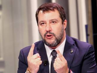 Blanco boek over Italiaanse politicus Salvini is bestseller in Italië