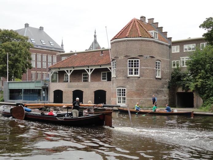Sint Huybrechtstoren Delft