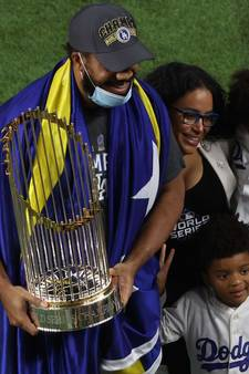 LA Dodgers wint voor het eerst in 32 jaar World Series