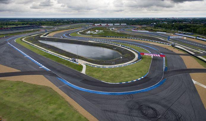 Het Chang International Circuit van Thailand.