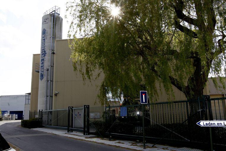 De fabriek van Jules Destrooper in Lo.