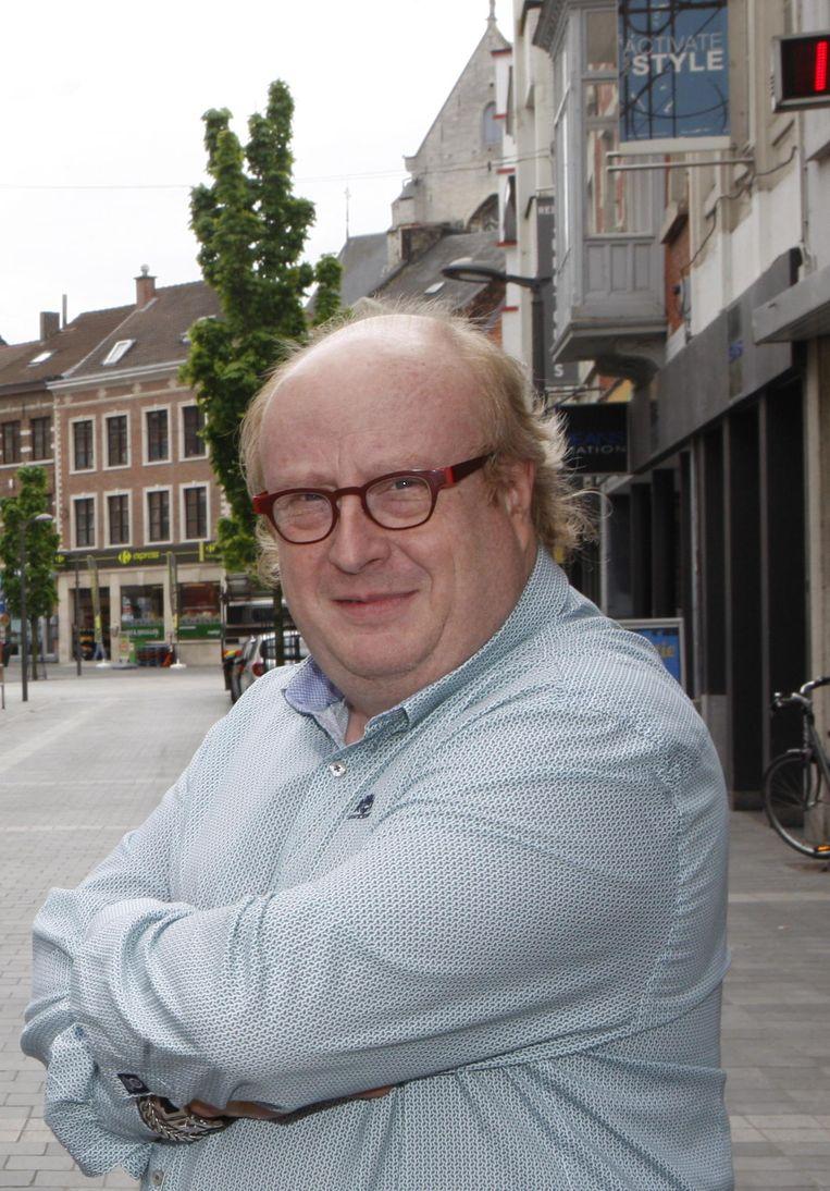 Kwixx-voorzitter Carlo Declercq.