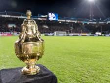 Willem II-fans kunnen al pochen met unieke KNVB-beker