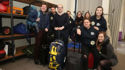 Jeugdbewegingen krijgen definitief een bivakbus met tijdelijke haltes aan zeven Vlaamse jeugdverblijfcentra