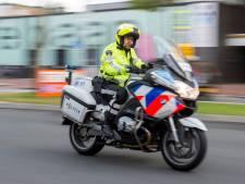 Politie pakt snelheidsduivels op fietspad hard aan