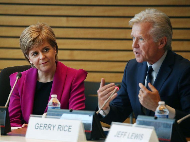 IMF-woordvoerder Gerry Rice Beeld anp