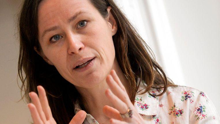 Freya Van den Bossche (sp.a).