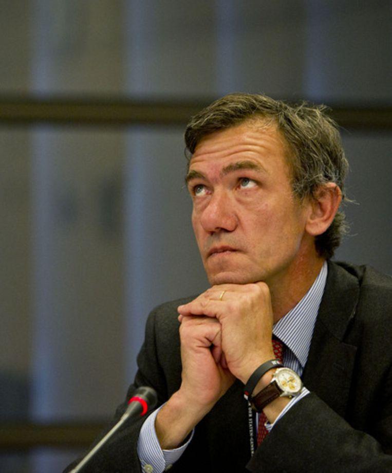 Matthijs Huizing, Tweede Kamerlid voor de VVD. © anp Beeld