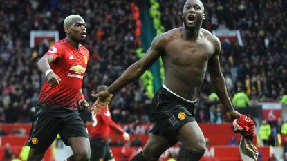 Lukaku to the rescue! Man United ziet 'Big Rom' weer twee keer scoren na ook een pareltje van Andreas Pereira