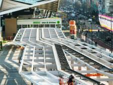 Grote kap, moderner: fonkelnieuw busstation Tilburg volgende maand open