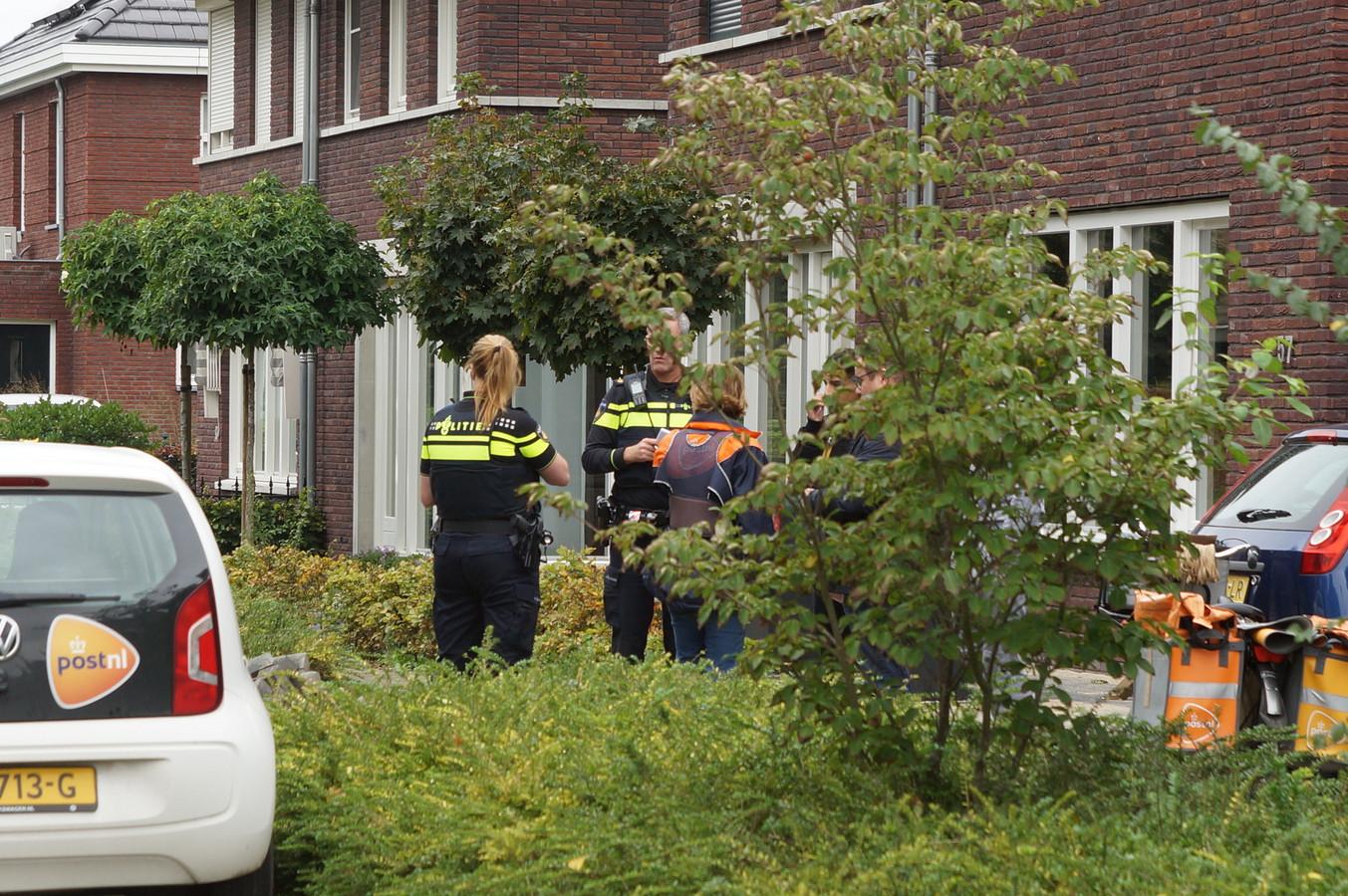 De vrouw werd woensdagmiddag overvallen in de Calèche in Waalwijk, later meldde de verdachte zich in Sprang-Capelle