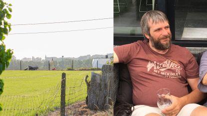 """Vorige maand redde boer Wim (47), levensgenieter en vriend van velen, nog het leven van zijn vader: """"Hij had zijn draai in het leven gevonden"""""""