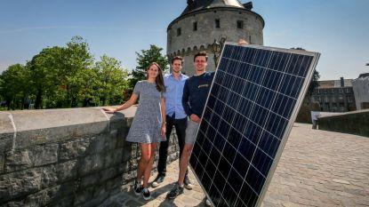 Bedrijf betaalt uw zonnepanelen