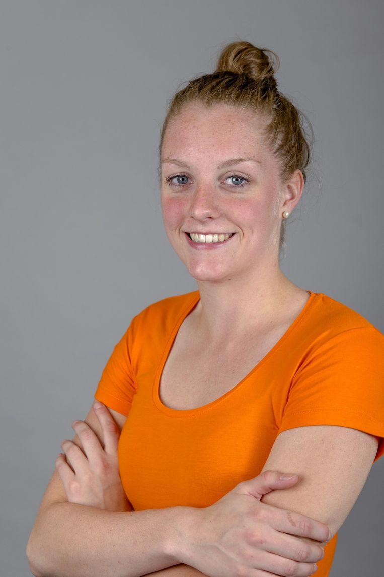 Marrit Steenbergen. Beeld