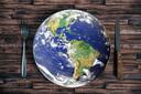 Hoe richten we onze planeet in, is de vraag waarover de experts zich het hoofd breken.