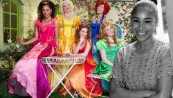 """Studio 100-prinsessen reageren verslagen op overlijden Désirée Viola (26), prinses Roos uit 'Prinsessia': """"Wij zijn kapot van het nieuws"""""""