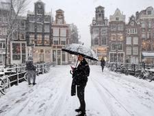 Kans op witte kerst in Amsterdam nihil