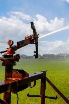 Aa en Maas: 'Meer ruimte voor beregenen grasland en sportvelden met grondwater'