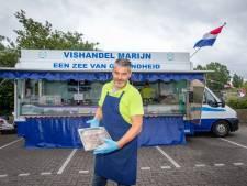 Marijn verruilde luxe viswinkel in Knokke voor een kraam in Zeeland: Back to basic