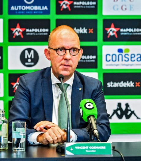 """Cercle: """"Wij vragen aan Club Brugge om nog 60 dagen te wachten met hun stadionproject"""""""