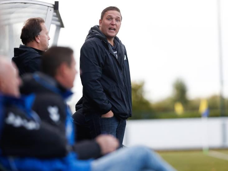 """Aarlanderveen-trainer Arjen Linstra: """"Wij maken geen kans"""""""