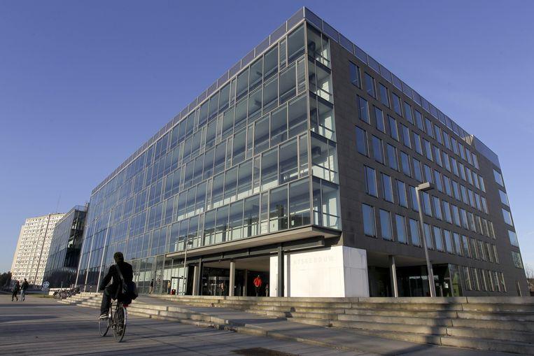 De rechtbank van Gent.