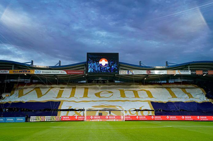 Een jaar voetbal zonder publiek zou Willem II 8,5 miljoen euro kosten op een begroting van 12,5 miljoen.