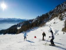 Lawine treft Zwitserse piste, mogelijk tien tot twaalf skiërs bedolven onder sneeuw