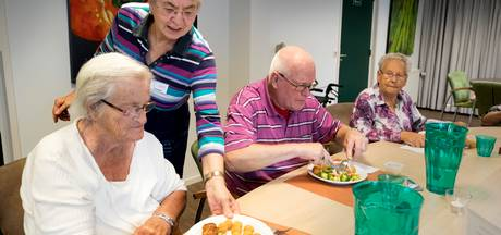 'Samen eten gezelliger dan alleen'