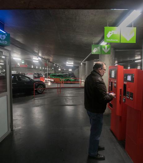 Parkeergarages Stadhuisplein Eindhoven dit weekeinde ook vanuit zuiden bereikbaar