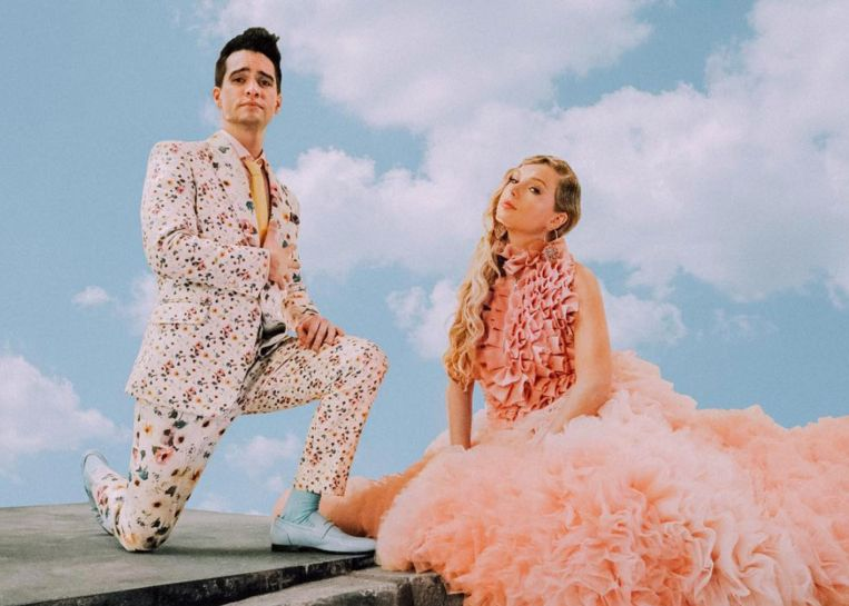 Brendon Urie van Panic! At The Disco en Taylor Swift droppen nieuwe single.