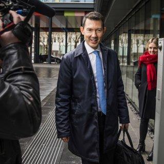 Ook Frankrijk tast in het duister over Ben Smith