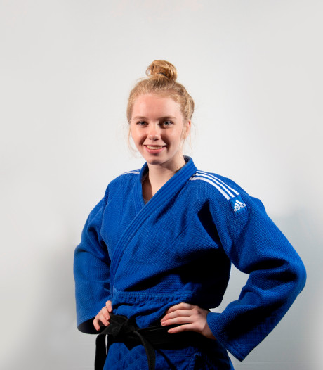 Markelose judoka Jager grijpt net naast medaille op Grand Slam