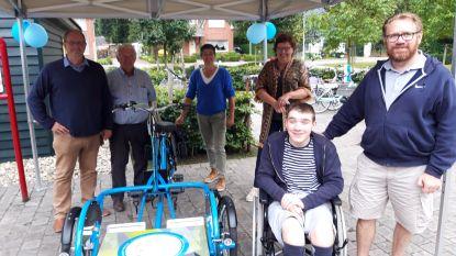 """Essen en G-Sport Vlaanderen lanceren pilootproject  elektrische rolstoeldeelfiets: """"Iedereen heeft recht op een heerlijk fietstochtje"""""""
