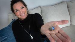 Verloren ring uit VS duikt 47 jaar later op in Fins bos