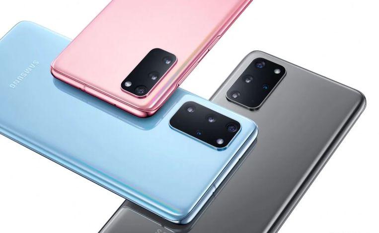 Samsung Galaxy S20 Beeld Samsung