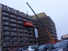 'Smerigste flat van Enschede' tegen de vlakte